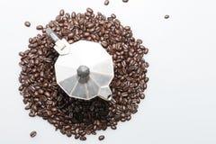 Coffee percolator Royalty Free Stock Image