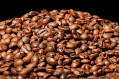 Coffee pile Royalty Free Stock Photos