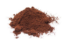 Coffee pile Stock Photo