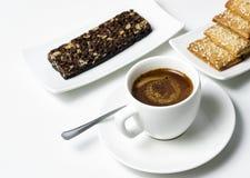 Coffee pleasure Stock Photos