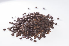 Coffee. Plenty of natural roasted coffee beans Royalty Free Stock Photos