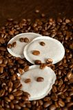Coffee pods Stock Photos