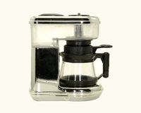 Coffee Pot. Photo of a Coffee Maker - Kitchen Related Object Royalty Free Stock Photography