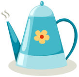 Coffee pot Royalty Free Stock Image