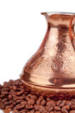 Coffee pot Royalty Free Stock Photo