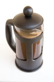 Coffee pot or percolator Stock Photo