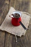 Coffee pot Stock Image