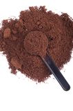 Coffee powder Royalty Free Stock Photo