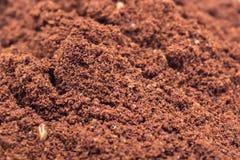 Coffee Powder Stock Photography
