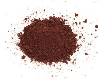 Coffee powder Royalty Free Stock Photography