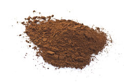 Coffee powder Royalty Free Stock Photos