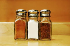 Coffee powder for aroma Stock Photo