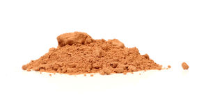 Coffee powder Stock Image