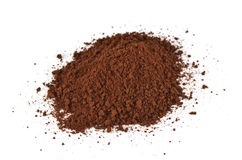 Coffee powder Stock Photos
