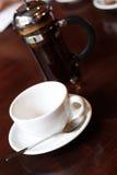 Coffee press Royalty Free Stock Photo