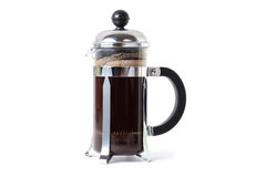 Coffee press Stock Images