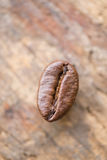 Coffee products,coffee brake. Coffee with steam and a few coffee seeds Stock Photo