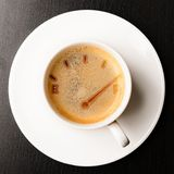 Coffee refill Royalty Free Stock Image
