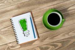 Coffee refreshment break Stock Photo