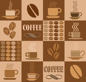 Coffee related illustration vector illustration