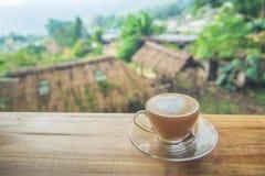 Coffee relax Stock Photos