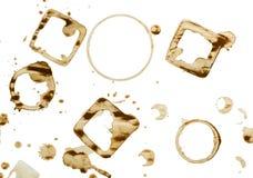 coffee rigns Стоковые Фотографии RF