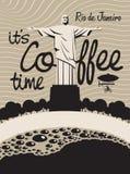 Coffee Rio de Janeiro Royalty Free Stock Photography