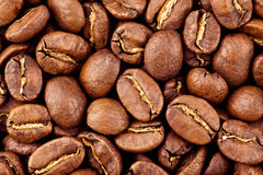 Coffee roasted beans Royalty Free Stock Photos