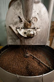 Coffee Roaster Stock Photo