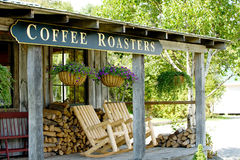 Coffee roasters Stock Photo