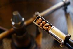 Coffee roasting Stock Photography