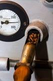Coffee roasting Royalty Free Stock Photos
