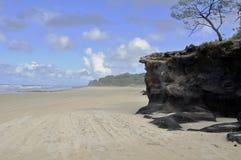 Coffee Rocks, Fraser Island Stock Photo