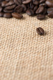 Coffee Sack Royalty Free Stock Photo