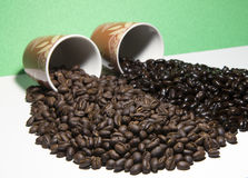 Coffee Samples 2 Royalty Free Stock Photography