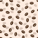 Coffee seamless background,  illustration. Coffee seamless backdrop,  illustration Royalty Free Stock Images
