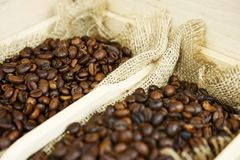 Coffee Selection Royalty Free Stock Photo