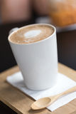 Coffee (selective soft focus) Stock Photography
