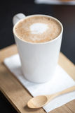 Coffee (selective soft focus) Royalty Free Stock Images