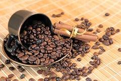 Coffee (series) Royalty Free Stock Photos