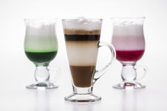 Coffee series Royalty Free Stock Photography
