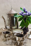Coffee set Stock Images