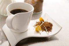 Coffee set Stock Photos