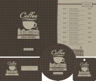 Coffee set Royalty Free Stock Photo
