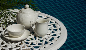 Coffee set Stock Photography