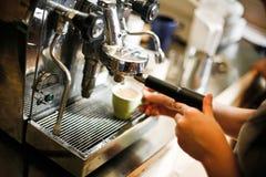 coffee shop Royaltyfri Foto