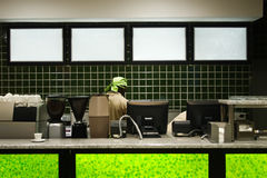 coffee shop Arkivbilder