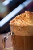 Coffee shop Arkivfoton