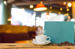 Coffee shop blur background with bokeh image. Coffee shop blur background with bokeh image Stock Photo