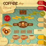 Coffee Shop Design Stock Photos